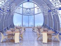 interiore 3D Fotografia Stock