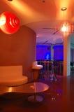 Interiore 8 dell'hotel Fotografie Stock Libere da Diritti