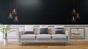 Interiore 12 Immagini Stock