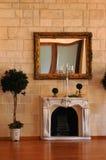 Interiore alla moda Fotografie Stock