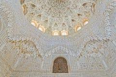 Interiore arabo Fotografia Stock