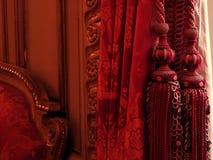 Interiore caldo di lusso Fotografia Stock Libera da Diritti