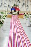 Interiore coreano Fotografia Stock Libera da Diritti