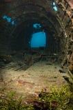 Interiore del bombardiere della Betty Fotografie Stock