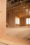 Interiore del cantiere Fotografie Stock