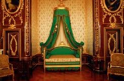 Interiore del castello fotografie stock