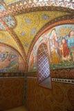 Interiore del castello fotografie stock libere da diritti