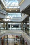 Interiore del centro commerciale Immagine Stock