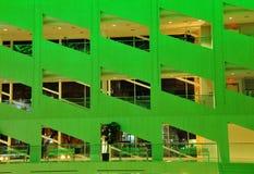 Interiore del corridoio di città Fotografie Stock