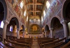 Interiore del monastero fotografia stock libera da diritti