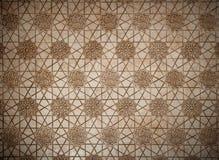 Interiore del palazzo di Alhambra, Granada, Spagna Fotografia Stock Libera da Diritti