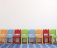 Interiore del playroom. Immagine Stock Libera da Diritti