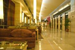 Interiore del randello moderno del nigt Immagine Stock