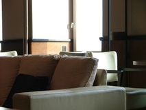 Interiore del salotto immagine stock libera da diritti