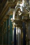 Interiore del tempiale Fotografia Stock Libera da Diritti
