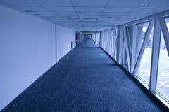 Interiore dell'aeroporto Immagini Stock Libere da Diritti