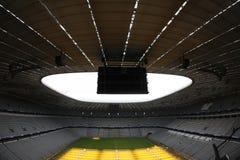 Interiore dell'arena di Allianz Immagini Stock Libere da Diritti