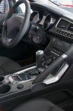 Interiore dell'automobile Immagine Stock