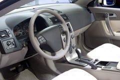 Interiore dell'automobile Fotografia Stock
