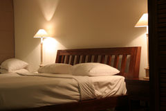 Interiore dell'hotel Fotografia Stock Libera da Diritti