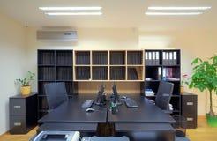 Interiore dell'ufficio Immagine Stock