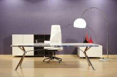Interiore dell'ufficio moderno Fotografia Stock Libera da Diritti