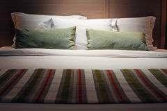 Interiore della camera da letto Fotografia Stock Libera da Diritti