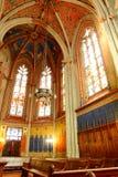 Interiore della cattedrale della st Peter Fotografia Stock Libera da Diritti
