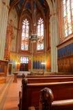 Interiore della cattedrale della st Peter Immagine Stock