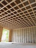 Interiore della costruzione Fotografia Stock
