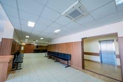 Interiore della costruzione Fotografia Stock Libera da Diritti