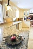 Interiore della cucina Fotografia Stock Libera da Diritti