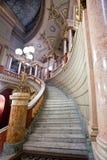 Interiore della scaletta Fotografia Stock Libera da Diritti