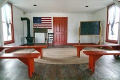 Interiore della scuola Fotografie Stock Libere da Diritti