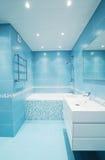 Interiore della stanza da bagno Immagine Stock Libera da Diritti