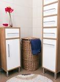 Interiore della stanza da bagno Fotografia Stock Libera da Diritti