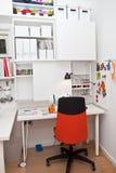 Interiore della stanza di hobby Fotografia Stock