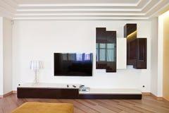 Interiore della stanza moderna Fotografia Stock Libera da Diritti