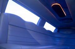 Interiore delle limousine Immagini Stock Libere da Diritti