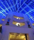 Interiore di costruzione Fotografia Stock Libera da Diritti