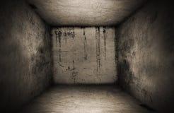 Interiore di Grunge Fotografie Stock