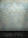 Interiore di Grunge Fotografia Stock