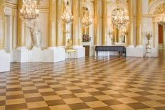 Interiore di lusso. Fotografie Stock Libere da Diritti