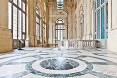 Interiore di lusso Immagini Stock