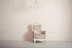 Interiore di lusso Fotografie Stock