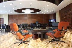 Interiore di lusso del Governo della sporgenza Fotografia Stock
