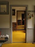 Interiore di Mennonite Fotografie Stock Libere da Diritti