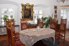 Interiore di Niedzica Fotografia Stock Libera da Diritti