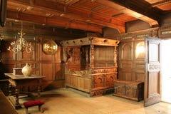 Interiore di Rosenborg Palas Immagine Stock Libera da Diritti