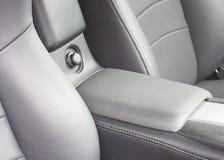 Interiore di Sportscar Immagini Stock